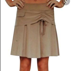 Athletes Tan Wherever Skirt /Skort